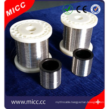 China platinum rhodium metal thermocouple bare wire