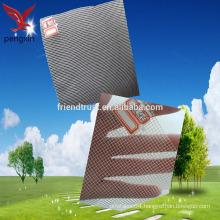 plain weaving fiberglass window screen of good quality