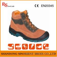 Sapatos de segurança bonitos para mulheres RS713