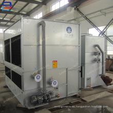 Precio de la torre de enfriamiento de ahorro de agua cerrada para la máquina de moldeo por inyección