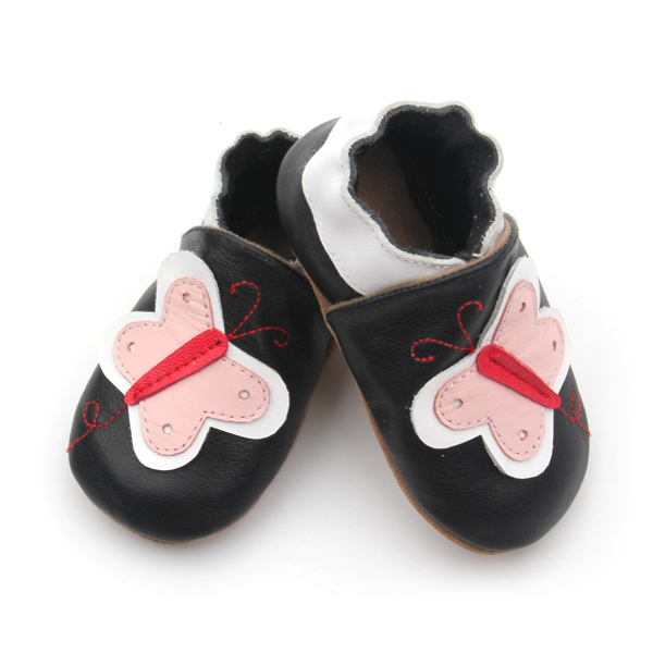 Unique Pleasant Infant Shoes Butterfly Knot Baby Shoes