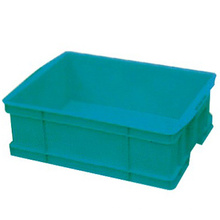 Plastic Turnover Boxes Used in Transportation