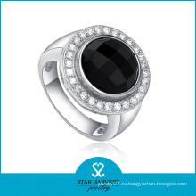 Кольцо ювелирных изделий кольца установки серебра агата Du Bai (J-0005-R)