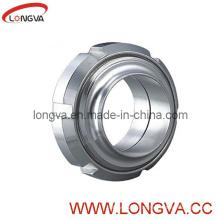 Union ronde de soudure conique d'acier inoxydable