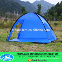 dome shape 2 person beach tent