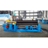 W11 series mechanical 3-roller symmetrical plate rolling machine