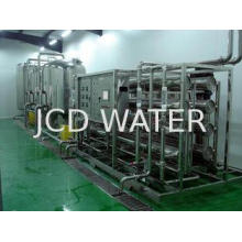 PLC Reverse Osmosis Water Systems / Filtration System For B