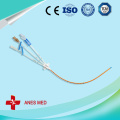 insertion 2 way Paper-plastic packing medical foley catheter