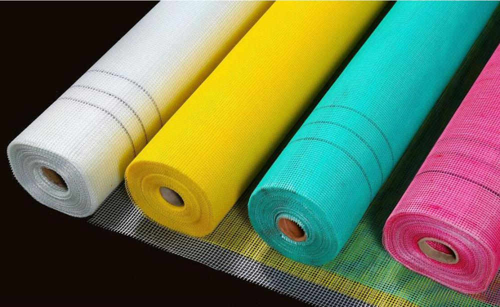 Alkali-Resistant Fiberglass Cloth for Wall