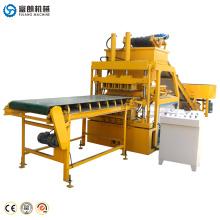 grandes fabricantes de máquinas de fabricación de bloques de adobe de barro