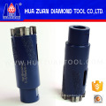 "35mm (1-3/8""X5/8-11"") Vacuum Brazed Diamond Core Bits Drill Stone"