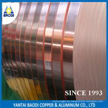 Latón / Copper Strip / Coil / Foil / Tubo de Cobre Coil (C26000)