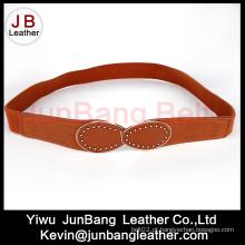Mais recente Hot Sale Ladies PU Elastic Belt