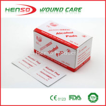 Hisopo de alcohol etanol de HENSO
