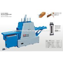 la sierra de la máquina de los muebles vio la cortadora de la máquina / la máquina de trabajo de madera / la máquina de la sierra