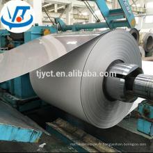 Bobines d'acier inoxydable d'ASTM A240 SS321 316 304 430 201