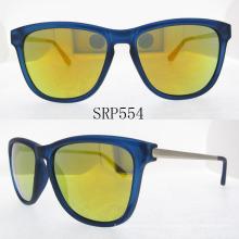 Красочные ручные ацетатные модные солнцезащитные очки Srp554