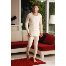 THERMAL ALL WOOL MEN UNDERWEAR,LONG SLEEVE VEST