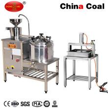 Automatice fabricante de leche de soja de soja de acero inoxidable