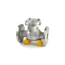 Válvulas de retención de obleas JKTL dimensiones de la válvula de retención fabricante PN16