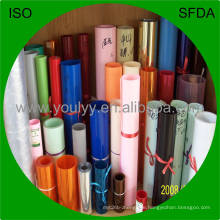 PVC-Folie für die Lebensmittelverpackung