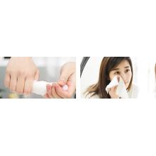 Clean Convenient Disposable Compressed Square Towel