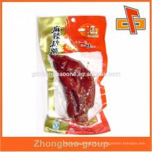 Индивидуальный прозрачный пластиковый нейлоновый пакет для упаковки пищевых продуктов