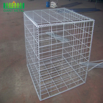 2x2+Welded+Mesh+Galvanized+Wire+Mesh+Gabion