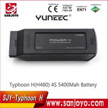 En existencia Yuneec Typhoon H H480 4S 5400Mah batería RTF RC Drone con batería para Typhoon H