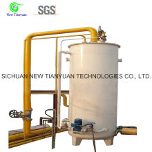 Electric Heating/Steam-Bath/Circulating Hot Water Liquefied Gas Vaporizer