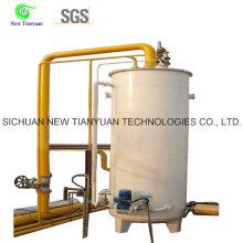 Calefacción Eléctrica / Vapor-Baño / Circulación de Agua Caliente Vaporizador de Gas Licuado