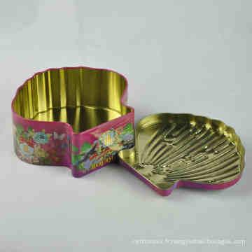 Metal Box Company, petite boîte en métal, boîtes à cadeaux en métal