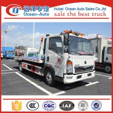4 * 2 Sinotruk Howo Recovery Wreker Truck