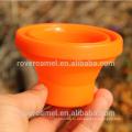 ВМП-319 200 мл выдвижной кремния кружка открытый складной портативный воды Кубок