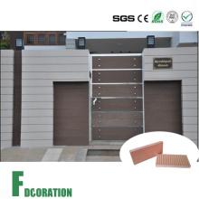 Puerta compuesta impermeable ecológica de WPC con el panel de pared de WPC