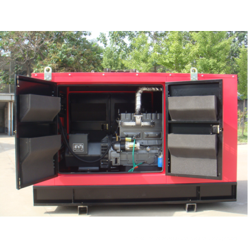 125kva Звукоизолированные дизель генератор с экономичной цене
