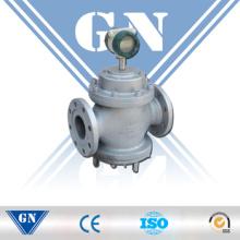 Medidor de Flujo de Rotor Líquido para Combustible