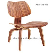Современный сад Leisure Hotel Wood Chair для студентов / детей (F001)