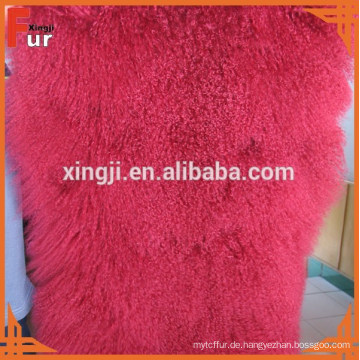 China-Fabrik-wirklicher Pelz-Platten-Tibet-Lamm-Pelz