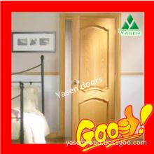 High Quality Veneered Door Nature Wood Skin Door