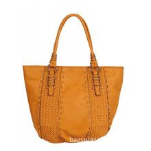 2015 Guangzhou Fashionable Brand Name Lady Handbag for Women Designer (FJ28-197)