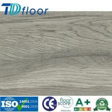 Suelo de vinilo compuesto de madera de PVC interior de color nuevo