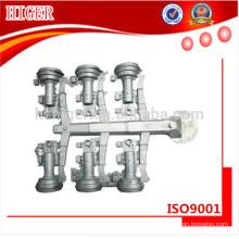 punta de lanza de aluminio hecho a la medida de la fundición a presión