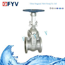 API Wcb Wedge Gate Valve Flanged Ends