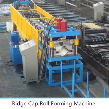 Metal Ridge Cap Making Machine