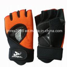 Gym Training Fitness Mitt Fahrrad Leahter Gewicht Lifting Sport Handschuhe
