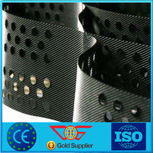 HDPE Smooth Surface Perforated Geocell