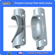fabricant (OEM) chinois en plastique moulage par injection de pièce de rechange de machine cnc pour plastique