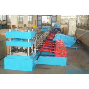 ISO passé deux vagues contre-rail, équipement de pliage