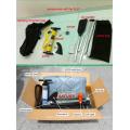 2018 soporte inflable de la placa de paleta caliente / caliente inflable de la paleta de pie! ~